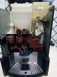 Máquina de café multibebidas saeco phedra