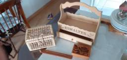 Kit caixas porta objetos  soffisticatto