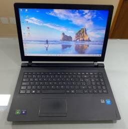 Notebook Lenovo 4gb, 500hd, Tela 15.6, Windows10
