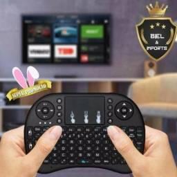 Mini teclado Wireless Para Tv box, pc, ps4 Melhor preço Promocao