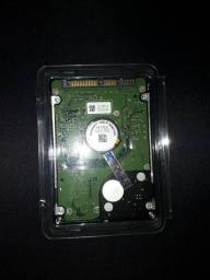 Disco rígido interno Samsung WD5000LPCX 500GB azul