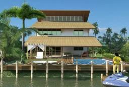 Casa praia em Toquinho beira rio belissima venda ou aluguel.