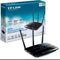 Modem Roteador Td-w9980 Dual Band Vdsl2/adsl2+ Tp-link