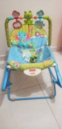 Cadeirinha descanso para bebê - Fisher Price