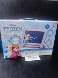 "Tablet Multilaser Disney Frozen Plus+ Wi-Fi Tela 7"" 16GB Quad Core NB315 *Novo"
