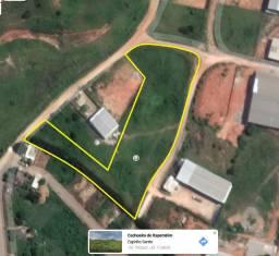 Terreno de 11.877m2 no Distrito Industrial de São Joaquim - Cachoeiro de Itapemirim, ES