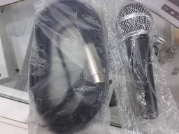 Microfone e com fio