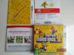 New Super Mario Bros 2. Nintendo 3Ds.