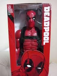 Boneco Deadpool edição colecionador