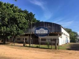 Título do anúncio: Barracão à venda, 1350 m² por R$ 1.350.000 - Chácaras Osaka - Araçatuba/SP