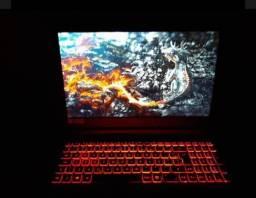 Notebook Gamer Acer An515-51-78d6 (i7 + 1050ti + 16gb Ram) Com nota fiscal e manuais