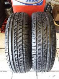Pareia de pneus remoud ref 195 60 15 RS 300 os 2