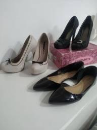Lote sapatos n° 37