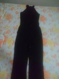 Macacão preto