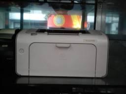 Impressora hp laser muito nova
