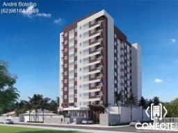 Apartamento 2Q, sendo 1 suíte, Jd Novo Mundo - Goiânia