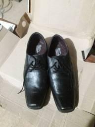 Sapato social sem novo
