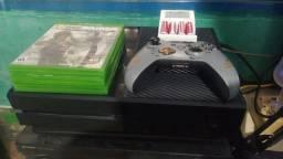 Xbox one (perfeito estado)