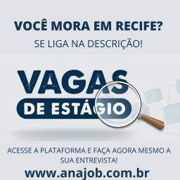 Vagas De Estagio - Adm/Pe