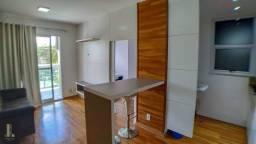 Aluguel apartamento quarto e sala com vista livre em Jardim Camburi