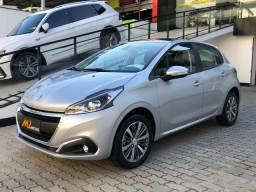 Peugeot - 208 Griffe 1.6 Flex 118cv AT6 2019