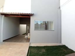 Casa nova de 3 quartos região Vila pedroso