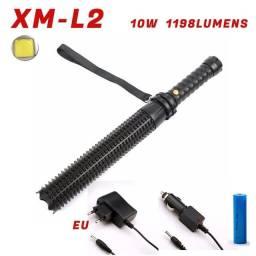 Lanterna Tática XM-L2 - 1100 Lumens