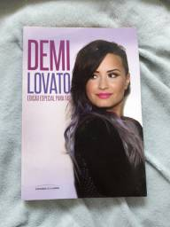 Livro Demi Lovato