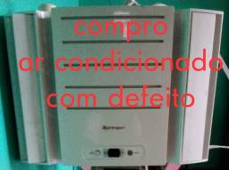 Co0mpro0 AR/CONDICIONADO COM DEFEITO