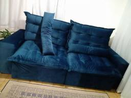 Oferta de sofá retrátil Novo