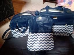 Três bolsas maternidade