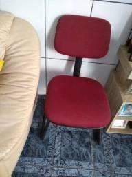 Cadeira de tecido