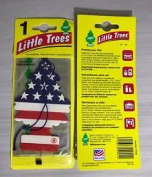 Aromatizante Little Trees Vanilla Pride (bandeira ?) A T A C A D O
