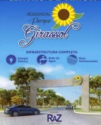 Ágio de lote 8x24m no Loteamento Parque Girassol