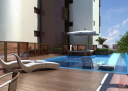 Excelente apartamento para vender novo no Bessa, próximo a praia!!
