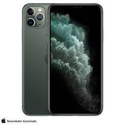 IPhone 11 Pro Max 64gb Mid Green( Verde Escuro) Lacrado Nota Fiscal