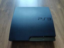 PlayStation 3 PS3 Slim 320GB com 23 Jogos Originais