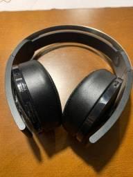 HeadSet PS4 Platinum 7.1