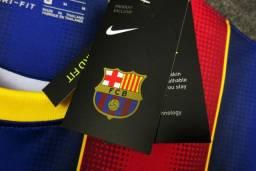 Camisa Barcelona Home Nike 2021 - em Fortaleza - Ceará