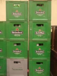 Caixa de cerveja completa!