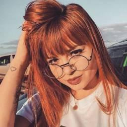Estilosos óculos feminino de descanso ou para por lente de grau