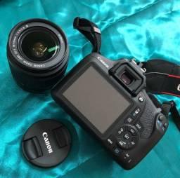 Canon Eos Rebel T6 18-55mm Kit Dslr Cor Preto