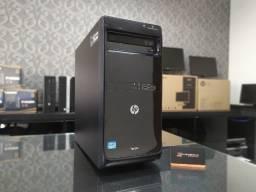PC HP i3 (3ªger) 4GB de Memória 500GB de HD - Nota Fiscal e Garantia de 6 Meses