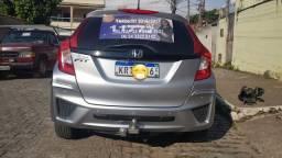Honda Fit exl 16/17 37.670 km original
