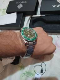 Relógio wwoor original 3 meses de garantia
