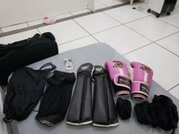 Kit completo para Muay Thai