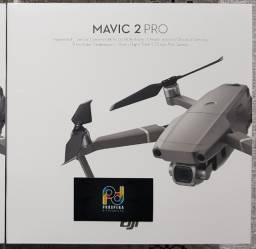 Drone Dji Mavic 2 Pro Hasselblad 4K Versão Br Homologado p/Anatel com 1 ano de Garantia