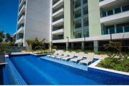 Vendo apartamento c/ 3 quartos e 120 metros a beira mar da praia de Intermares