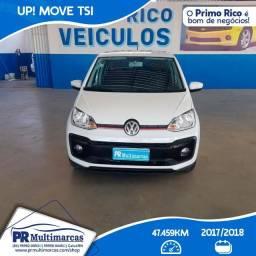 VW UP! Move TSI 2018 Novo!!!
