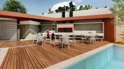 apartamento em camaragibe 2 a 3 quartos com suíte e varanda com preparação gourmet(gm)
